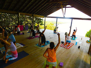 activity, ananda pavilion, beauty, nature, spirituality, sunday morning sunshine yoga, tania rozsypalova, wellness, yoga,