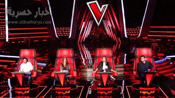 عرض : الحلقة الثانية من برنامج ذا فويس الموسم الرابع 2018 وإستكمال مرحلة الصوت وبس علي قناة mbc مصر