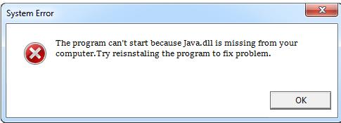 Télécharger Java.dll Fichier Gratuit Installer