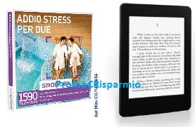 Logo Vinci 365 Smartbox ''Addio stress per due'' e un regalo sicuro