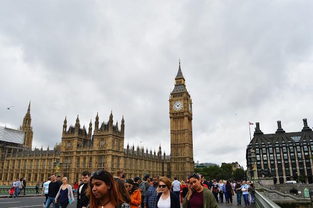 Londyn w różnych odsłonach