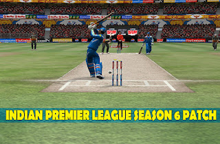 Pepsi IPL-6 Show Time Patch