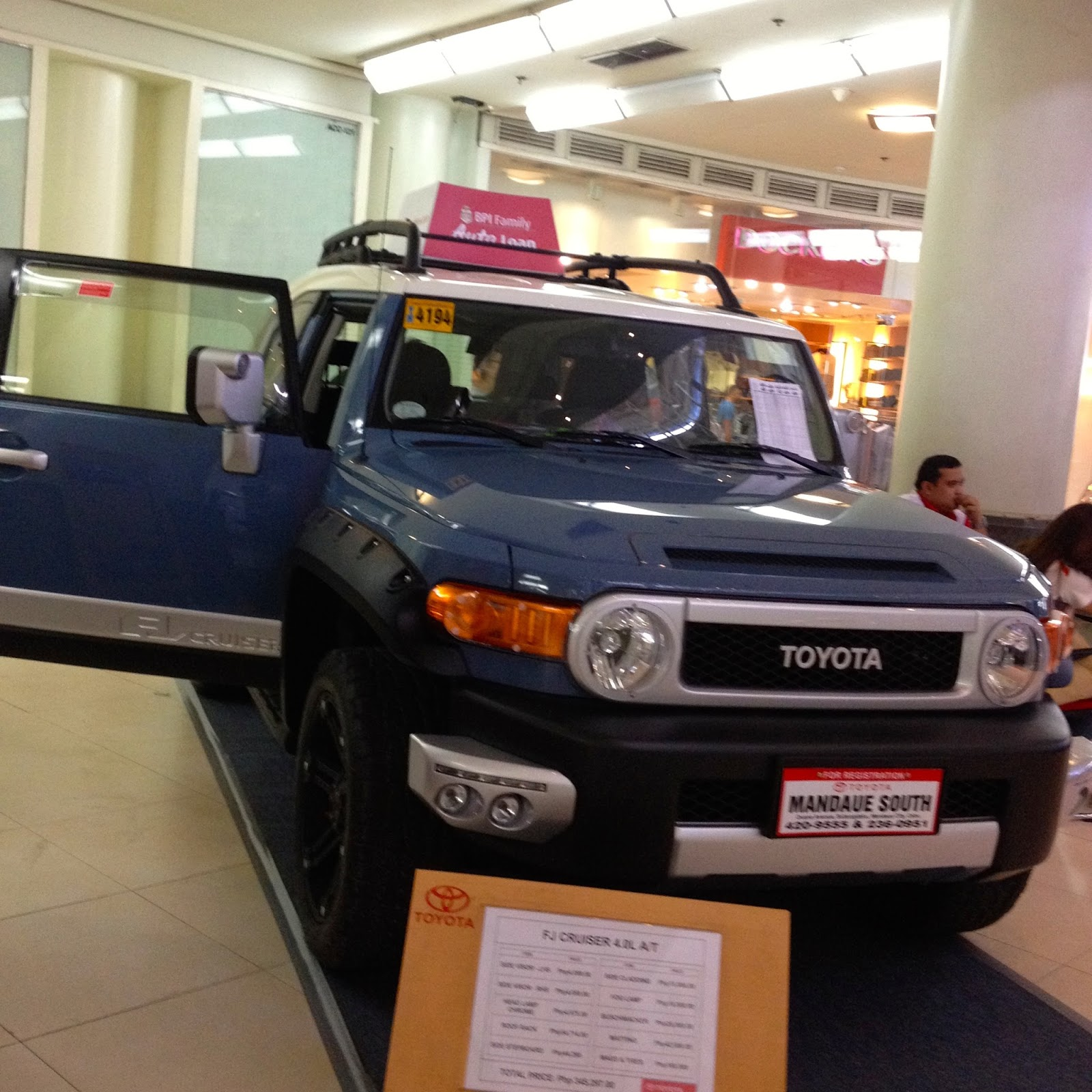 my life in cebu!: 5 cars i want to own after going to the bpi auto