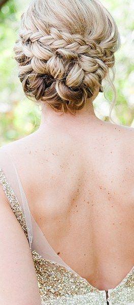 15 Stunning Summer Wedding Hairstyles