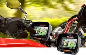 GPS Motor Mobil Navigation Fodsports 4.3 RAM 256MB IPX7 Waterproof Windows