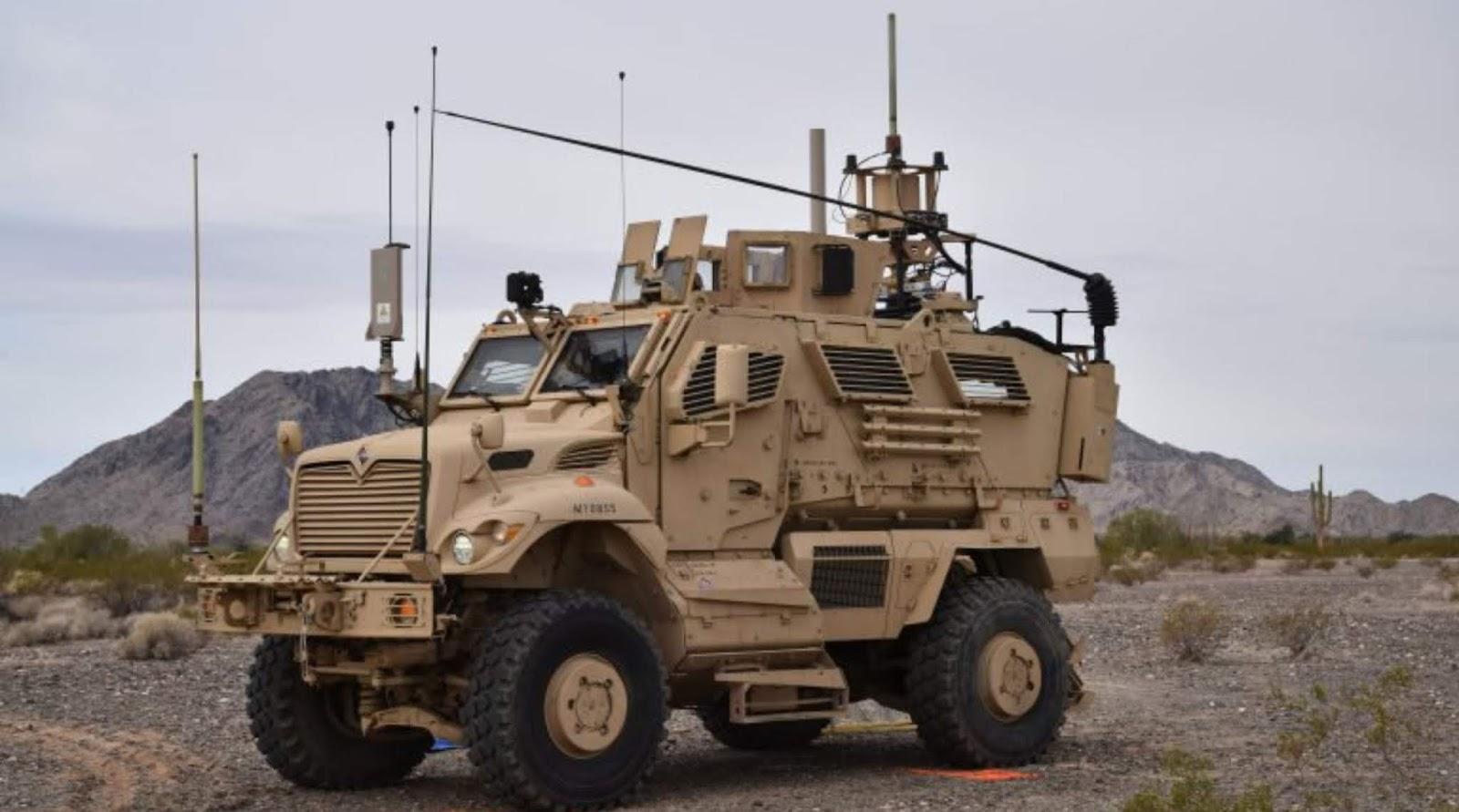 Amerika Serikat memperluas kehadiran militernya di Suriah