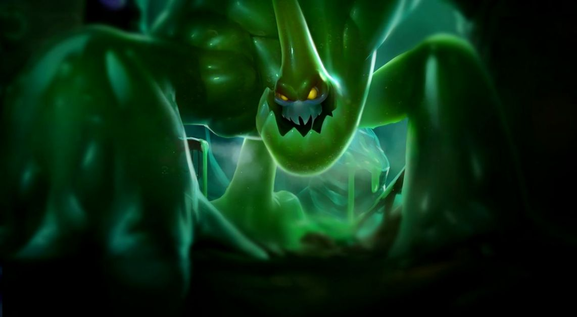League Of Legends Zac Info Wallpapers