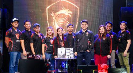 MSI Closes 2018 With Their Dragon Army