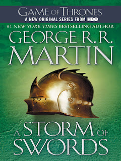 A Storm of Swords - George R. R. Martin [kindle] [mobi]