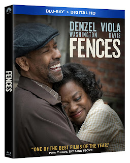Blu-ray Review and GIVEAWAY: Fences