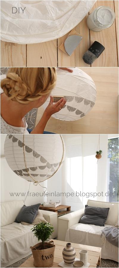 fr ulein lampe lampen diy und trendopfer. Black Bedroom Furniture Sets. Home Design Ideas