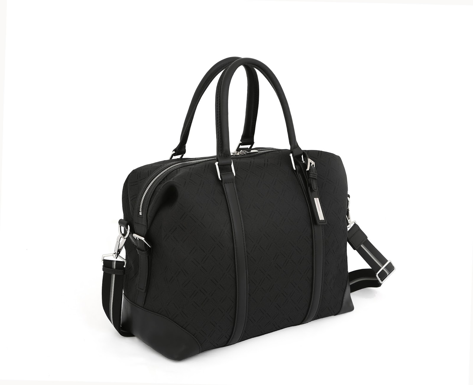 Bonia Introduces The Perfect Bag For Gentlemen Forming Practicality Functionality And Masculinity In New Season Of Spring Summer 2017