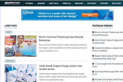 Bongkar rahasia kesuksesan mastimon.com blogger asal samarinda