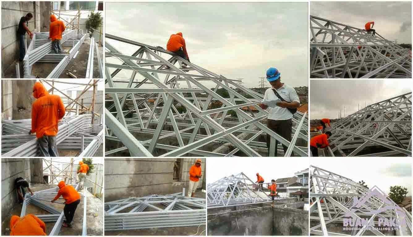 Merk Baja Ringan Dari Bluescope Jual Murah Harga Pabrik Distributor Screw Mur Baut Skrup ...