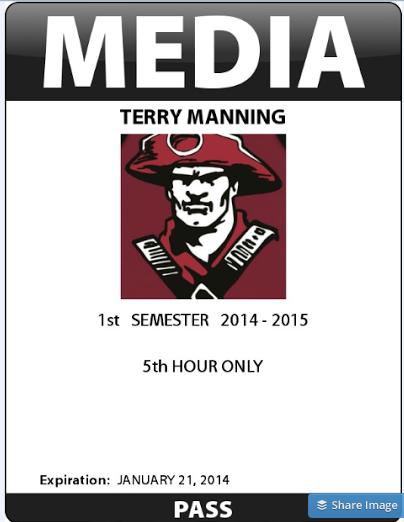 Ipaddiction media class press pass for Media press pass template