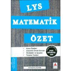 Delta Kültür LYS Matematik Özet (2017)
