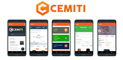 Cemiti.id kini ada aplikasinya di Android