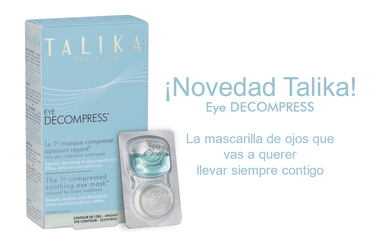 mascarilla eye DECOMPRESS
