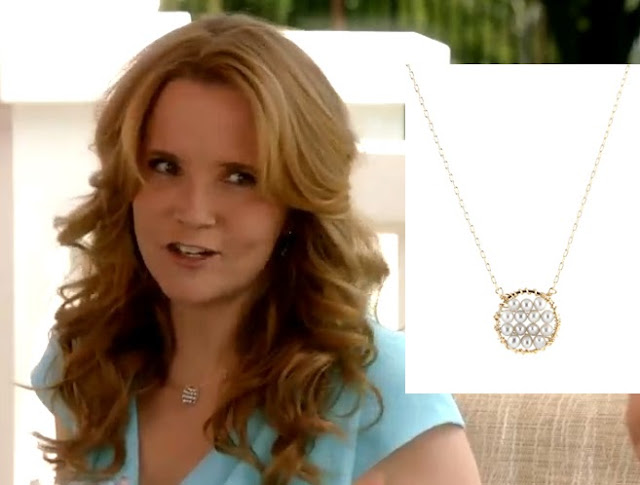 Lea Thompson jewelry Switched at Birth