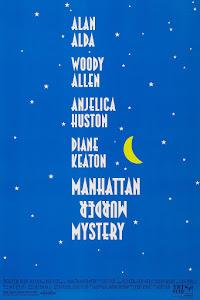 Manhattan Murder Mystery Poster