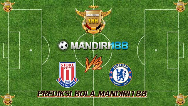AGEN BOLA - Prediksi Stoke City vs Chelsea 23 September 2017