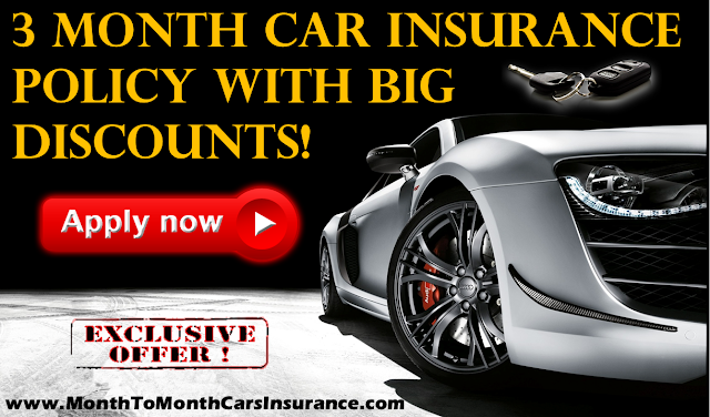3 Month Car Insurance Is Useful With No Money Down