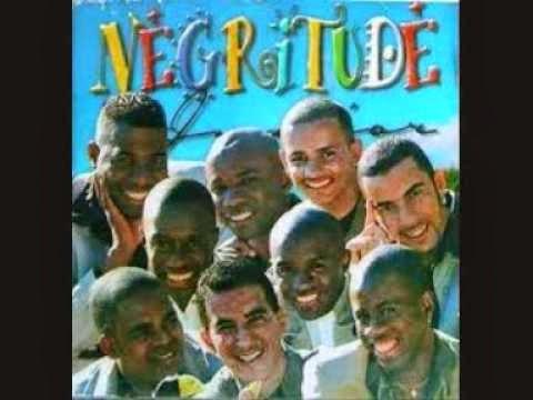 Musica Negritude Jr - Tanajura (Pagode Saudade)