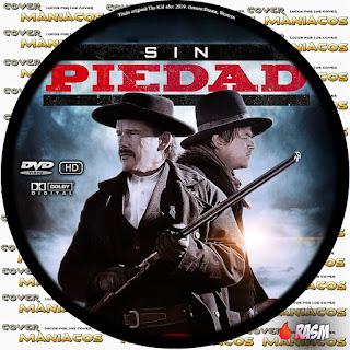 SIN PIEDAD - THE KID - 2019 [COVER DVD]