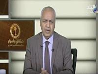 برنامج حقائق و أسرار17/3/2017 مصطفى بكرى-القضية الفلسطينية