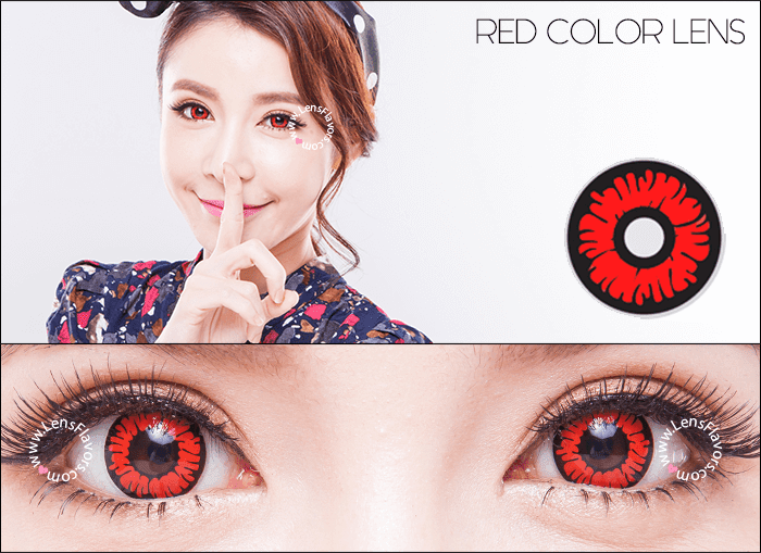 geo aimation sf20 red dolly eye blue circle lenses