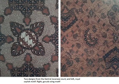 The World of Javanese Batik – The Batik process