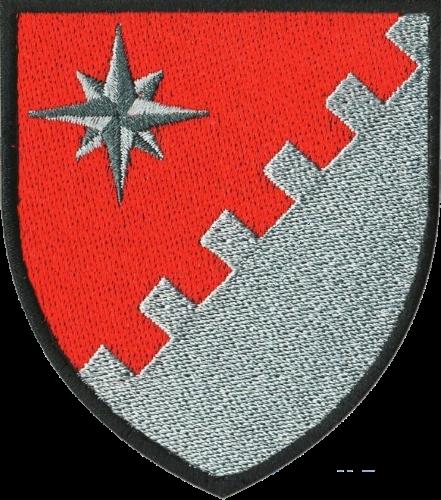 емблема 161 топогеодезичного центру
