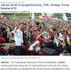 Soal Propaganda Rusia Di Pilpres As, Timses Joko Widodo Tuduh Trump Terpilih Dengan Cara Curang?