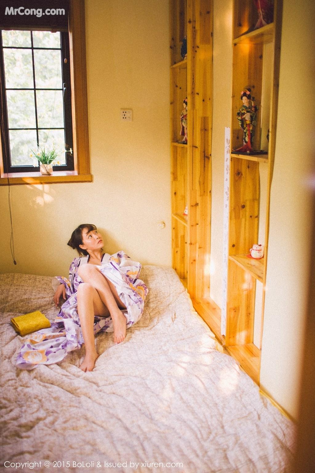 Image BoLoli-2017-09-21-Vol.122-Liu-You-Qi-Sevenbaby-MrCong.com-002 in post BoLoli 2017-09-21 Vol.122: Người mẫu Liu You Qi Sevenbaby (柳侑绮) (55 ảnh)