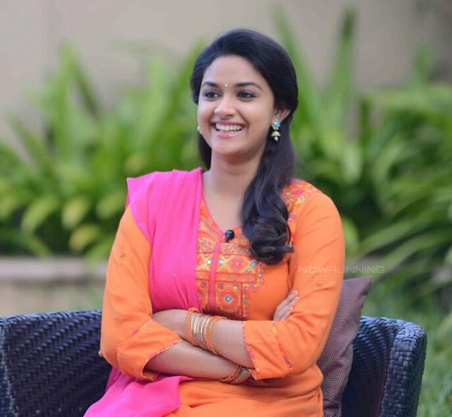 Keerthi suresh cute smile ever picture