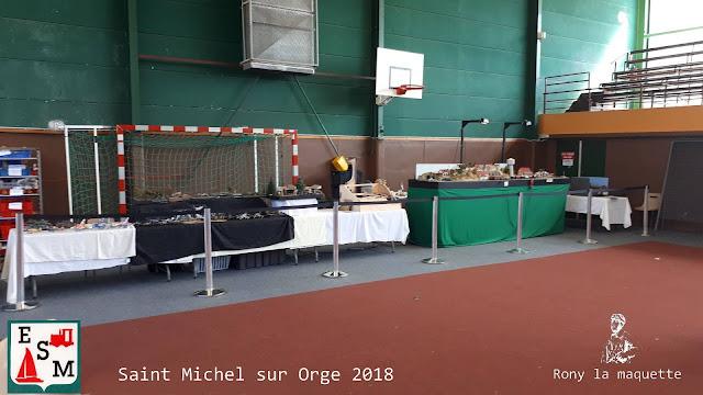club de modélisme de St Michel sur Orge.