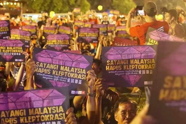 Image result for Gambar Himpunan Kleptokrasi