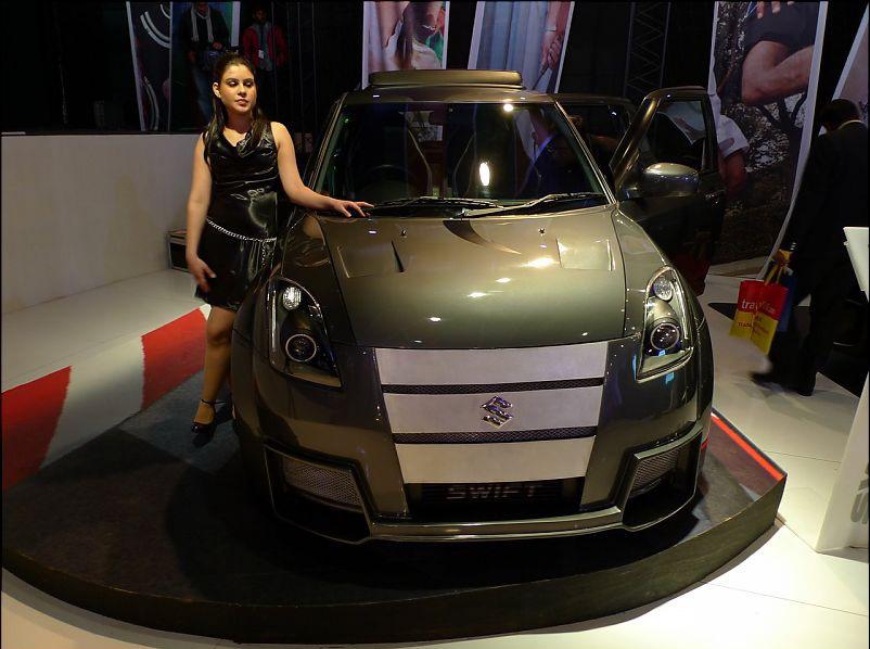 New India Maruti Swift - 2011 Suzuki Swift K series launch ...