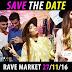 Rave Market volverá el próximo 27 de noviembre