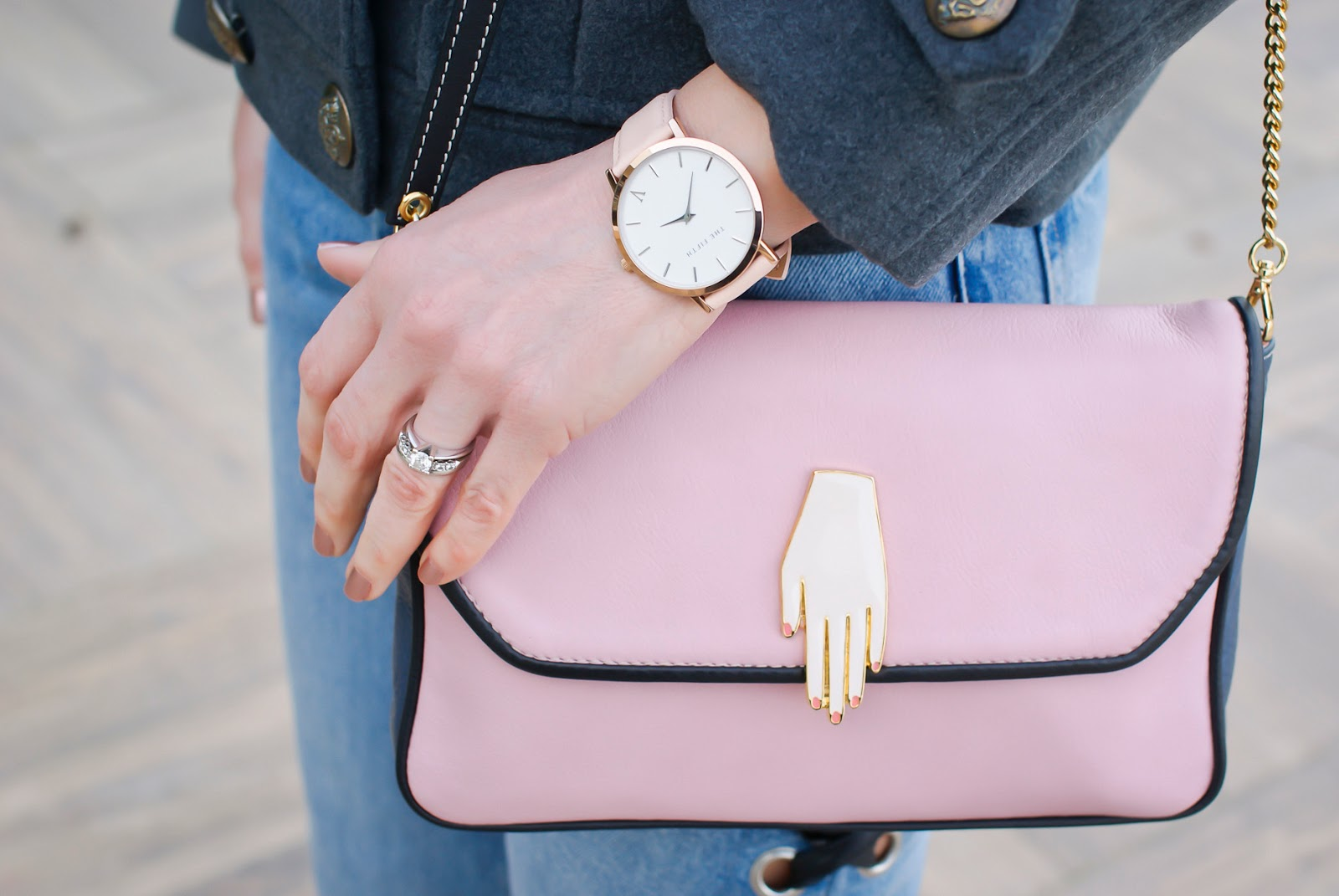 The 5th SOHO watch on Fashion and Cookies fashion blog, fashion blogger style
