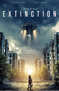 Netflix' EXTINCTION Film Review - Refreshing