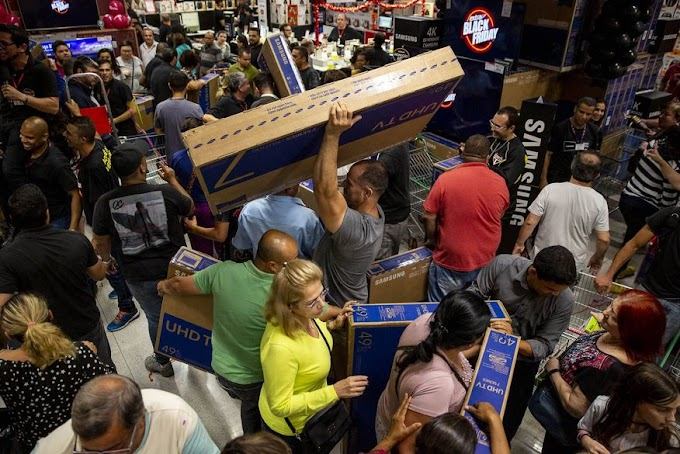 DENÚNCIA: Black Friday em JP termina com sete lojas autuadas e 32 notificadas.