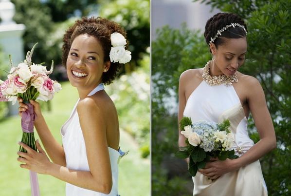 Latest Wedding Hair-styles 2013 For Black Women