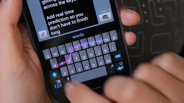 tips trik menggunakan swift keyboard