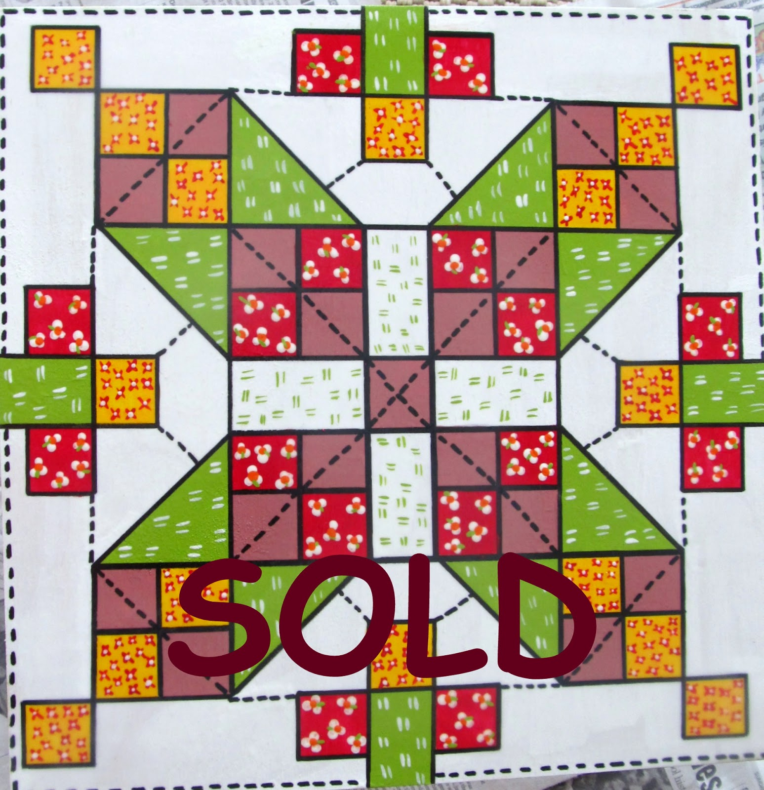 barn quilt for your home