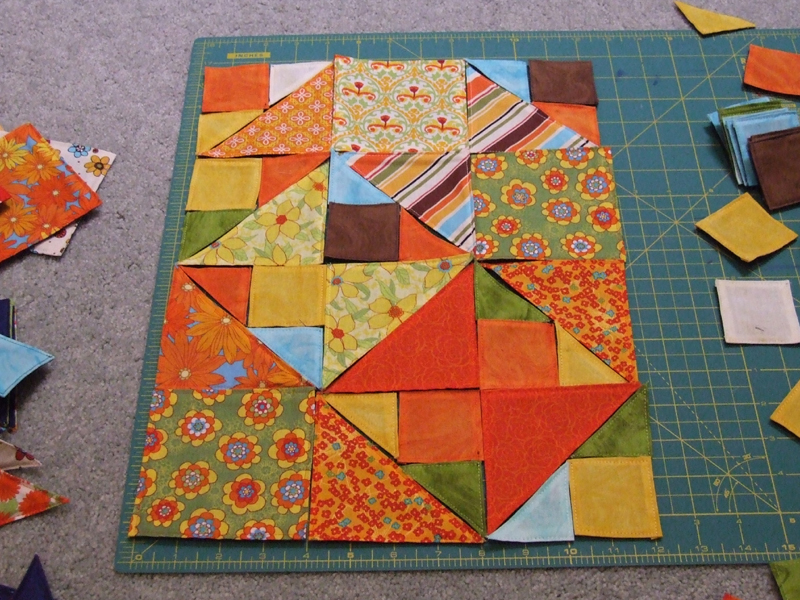 Idealeon Quilt Pattern Puzzle For Kids
