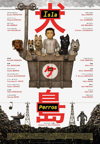 Isle Of Dogs (Web-DL 720p Dual Latino / Ingles) (2018)