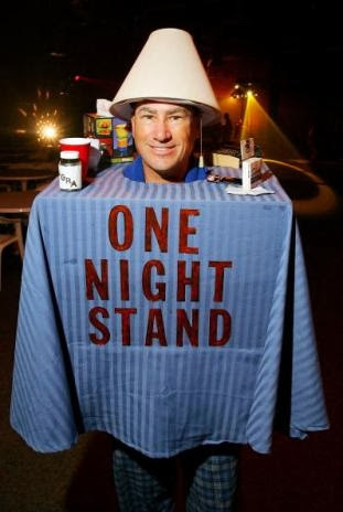 One Night Stand Halloween Costume