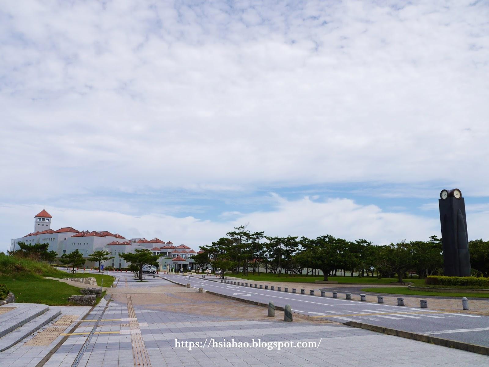 沖繩-景點-平和祈念公園-自由行-旅遊-Okinawa-peace-park