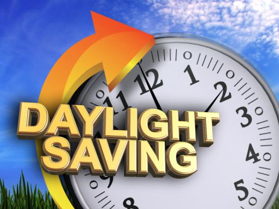 Daylight Savings 2017